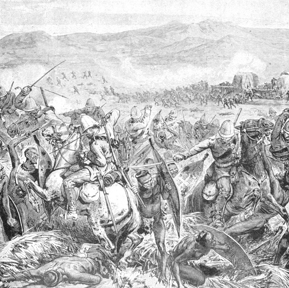 Caucasian Ethnicity「The Zulu War」:写真・画像(7)[壁紙.com]