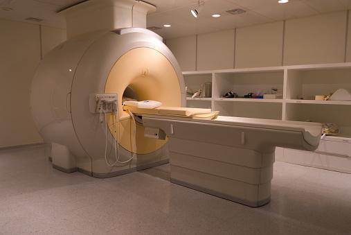 MRI Scan「Image depicting an MRI Scanner」:スマホ壁紙(2)