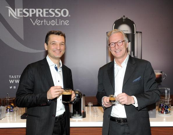 On Top Of「Nespresso Celebrates The Revolution Of Coffee With New VertuoLine System」:写真・画像(19)[壁紙.com]