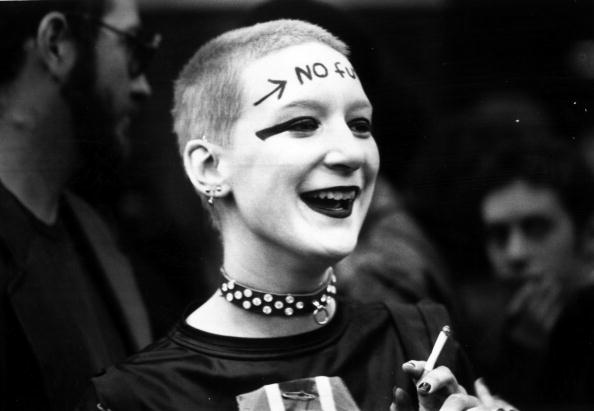 Punk - Person「Punk Girl」:写真・画像(11)[壁紙.com]