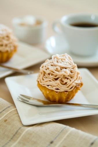 栗「Sweet chestnut cake」:スマホ壁紙(2)
