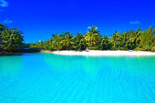 Beach「Bora Bora Tahiti」:スマホ壁紙(5)