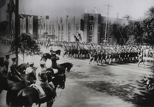 Japan「Military Parade Of The Japanese Kwantung Army」:写真・画像(15)[壁紙.com]