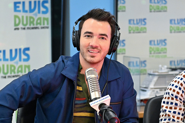 "Visit「The Jonas Brothers Visit ""Elvis Duran And The Z100 Morning Show""」:写真・画像(13)[壁紙.com]"
