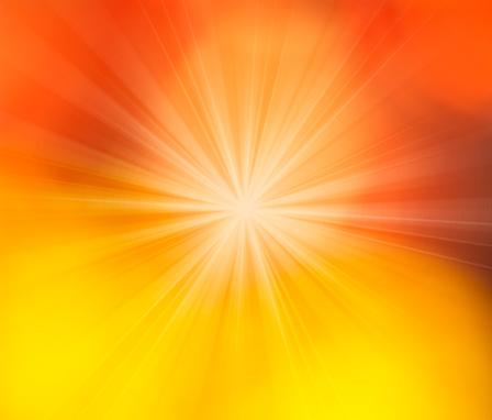 星空「Glowing star」:スマホ壁紙(11)
