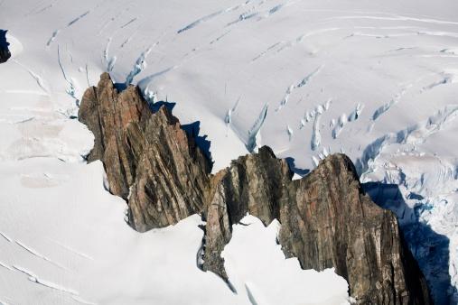 Westland - South Island New Zealand「Franz Josef Glacier, New Zealand」:スマホ壁紙(16)