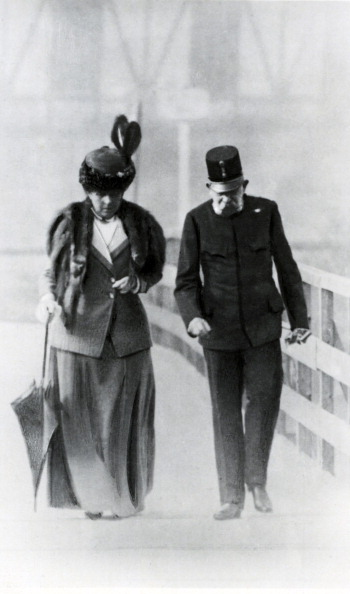 皇帝「Franz Josef I and Katharina Schratt」:写真・画像(11)[壁紙.com]