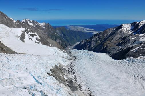 Westland - South Island New Zealand「Franz Josef Glacier」:スマホ壁紙(7)