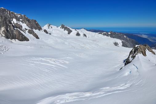 Westland - South Island New Zealand「Franz Josef Glacier」:スマホ壁紙(6)