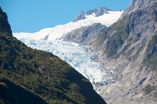 Westland - South Island New Zealand「Franz Josef Glacier.」:スマホ壁紙(11)