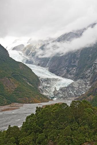 Franz Josef Glacier「Franz Josef Glacier, Westland National Park, South Island, New Zealand」:スマホ壁紙(14)