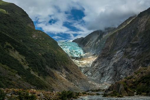 Franz Josef Glacier「Franz Josef glacier, South Island, New Zealand」:スマホ壁紙(7)