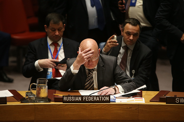 Russia「United Nations Security Council Gets Briefed On Russian Poisoning Case」:写真・画像(17)[壁紙.com]