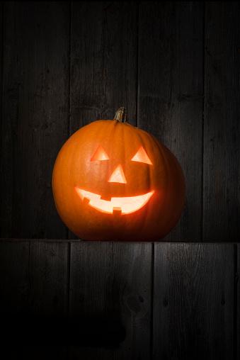 Horror「Pumpkin」:スマホ壁紙(1)