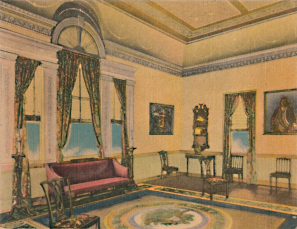National Landmark「The Banquet Hall」:写真・画像(9)[壁紙.com]