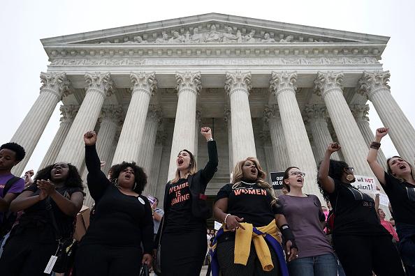Washington DC「Senate Votes On Confirmation Of Brett Kavanaugh To The Supreme Court」:写真・画像(9)[壁紙.com]