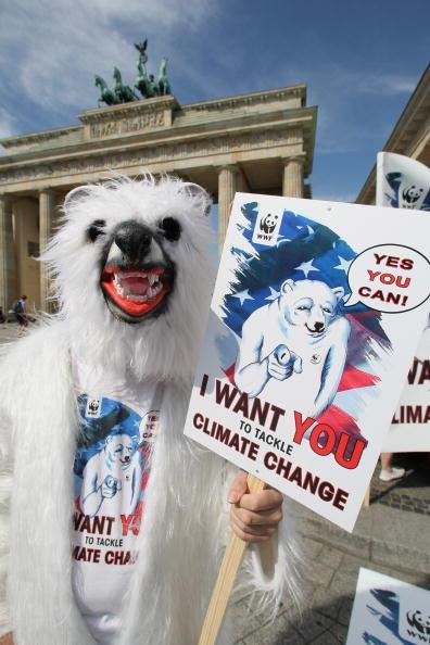 World Wildlife Fund「Barack Obama Visits Berlin」:写真・画像(6)[壁紙.com]