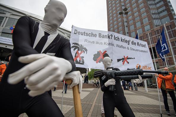 ビジネスと経済「Deutsche Bank Holds General Shareholders' Meeting」:写真・画像(16)[壁紙.com]
