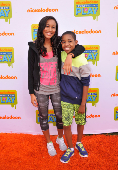 Stephen Lovekin「Nickelodeon's 11th Annual Worldwide Day of Play - Orange Carpet」:写真・画像(16)[壁紙.com]