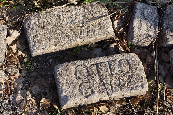 Richard Blanshard「Memorial Bricks At Belsen Site」:写真・画像(8)[壁紙.com]
