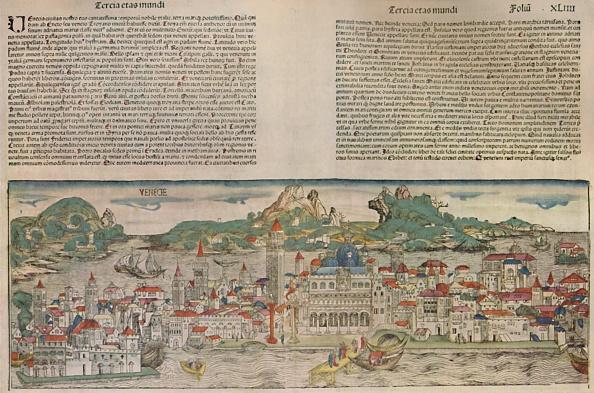 Circa 15th Century「Venice In 1493」:写真・画像(18)[壁紙.com]