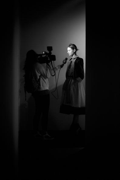 Gareth Cattermole「Alternative View - London Fashion Week AW14」:写真・画像(10)[壁紙.com]