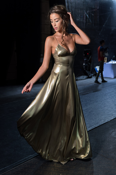 Ian Gavan「Kristina Fidelskaya - Backstage - Dubai FFWD Spring/Summer 2017」:写真・画像(12)[壁紙.com]