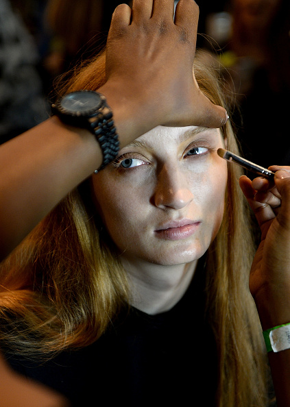London Fashion Week「Shrimps - Backstage - LFW September 2016」:写真・画像(16)[壁紙.com]