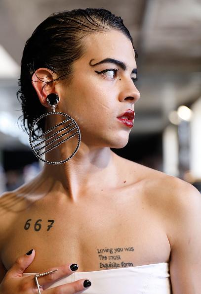 London Fashion Week「MAN - Backstage - LFWM June 2017」:写真・画像(17)[壁紙.com]