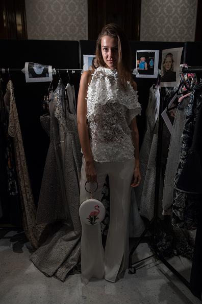 ロンドンファッションウィーク「Rohmir - Backstage - LFW September 2017」:写真・画像(18)[壁紙.com]