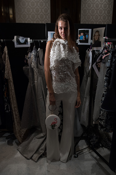 London Fashion Week「Rohmir - Backstage - LFW September 2017」:写真・画像(18)[壁紙.com]
