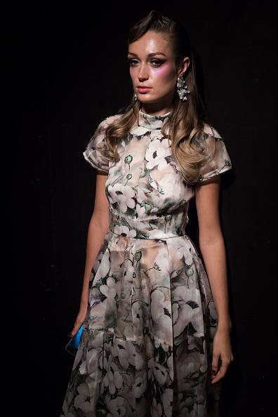 London Fashion Week「Rohmir - Backstage - LFW September 2017」:写真・画像(17)[壁紙.com]