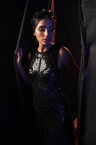 Fashion Forward Dubai「Atelier Zuhra - Backstage - FFWD October 2017」:写真・画像(7)[壁紙.com]