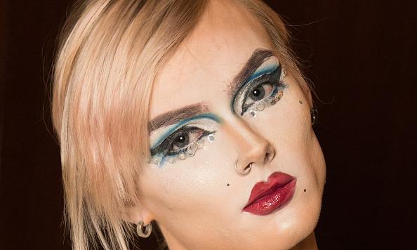 ロンドンファッションウィーク「Michaela Frankova - Backstage - LFW September 2017」:写真・画像(17)[壁紙.com]