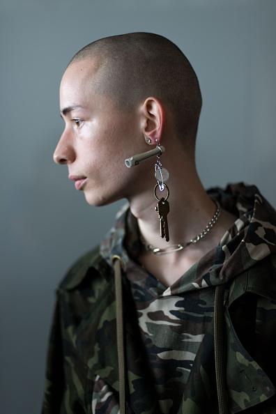 Ian Gavan「Xander Zhou - Backstage - London Collections Men SS17」:写真・画像(13)[壁紙.com]