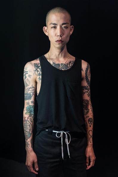 Ian Gavan「Xander Zhou - Backstage - London Collections Men SS17」:写真・画像(12)[壁紙.com]