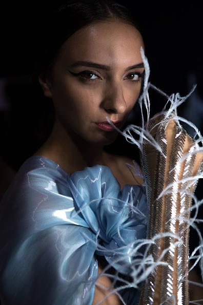 Fashion Forward Dubai「Anaya - Backstage - Dubai FFWD March 2017」:写真・画像(19)[壁紙.com]