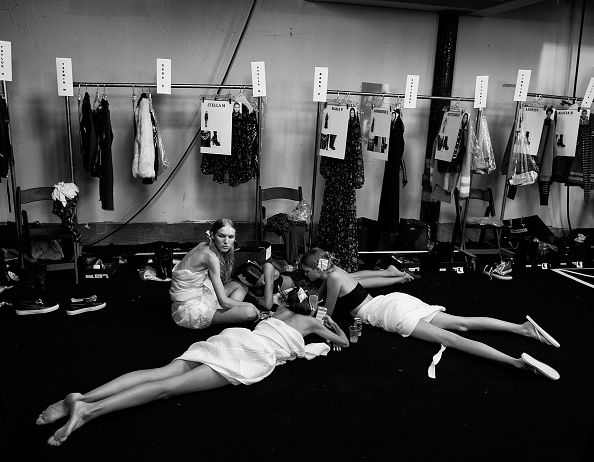 Fashion Model「#TOMMYNOW Women's Runway Show Fall 2016 - Alternative Views」:写真・画像(2)[壁紙.com]