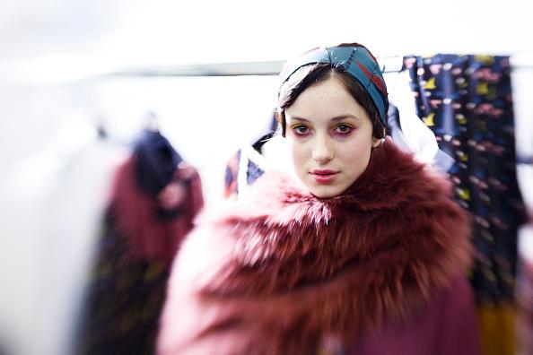 Tristan Fewings「I'M Isola Marras Backstage Alternative Views - Milan Fashion Week Fall/Winter 2016/17」:写真・画像(6)[壁紙.com]