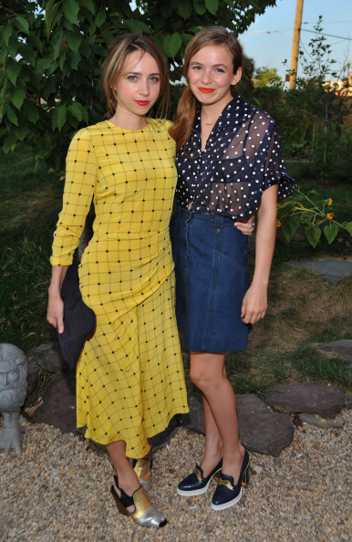 Morgan Saylor「Rachel Comey - Front Row - Mercedes-Benz Fashion Week Spring 2015」:写真・画像(9)[壁紙.com]