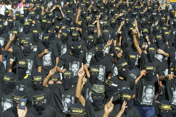 Abid Katib「Islamic Jihad Mark Eighth Anniversary Of Assassination Of Fathi Shaqaqi」:写真・画像(6)[壁紙.com]