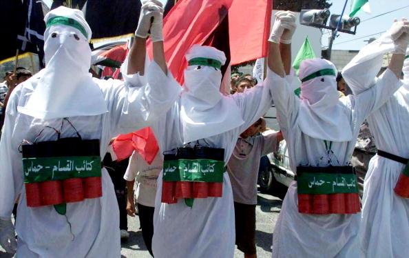 Suicide Bombing「Hamas Suicide Bomber Izzedine al-Masri」:写真・画像(8)[壁紙.com]