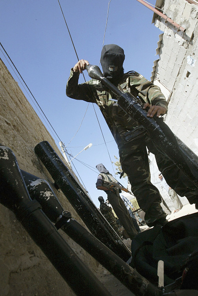 Homemade「Palestinian Militant Members Of Hamas」:写真・画像(17)[壁紙.com]
