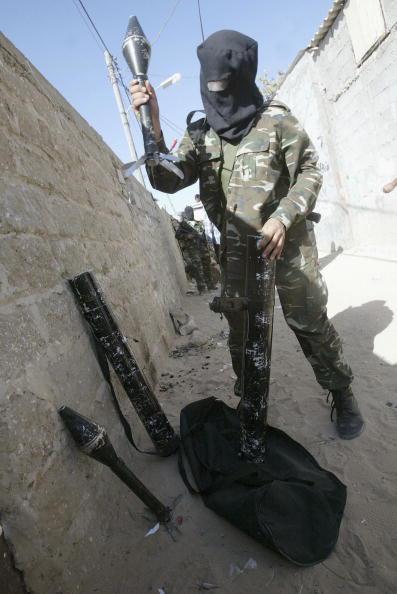 Homemade「Palestinian Militant Members Of Hamas」:写真・画像(18)[壁紙.com]