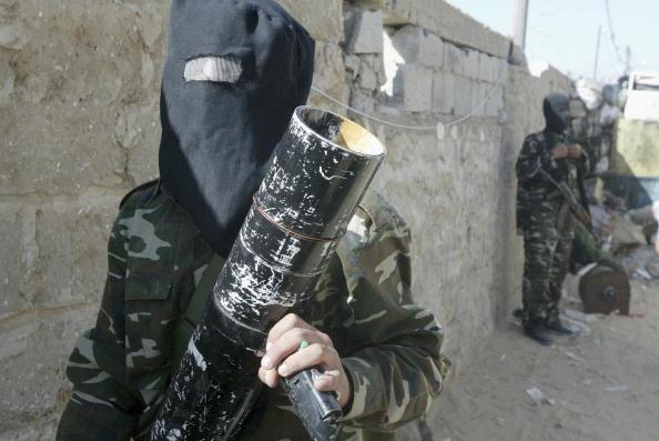 Homemade「Palestinian Militant Members Of Hamas」:写真・画像(16)[壁紙.com]