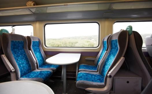 イギリス「モダンな英国の鉄道仕切り」:スマホ壁紙(6)