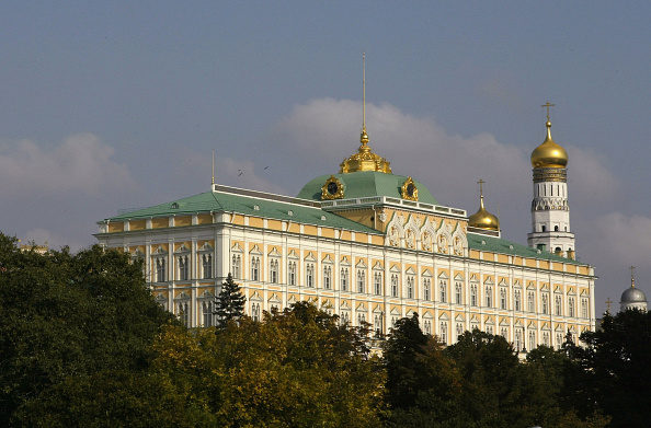 Moscow - Russia「Great Kremlin Palace」:写真・画像(2)[壁紙.com]