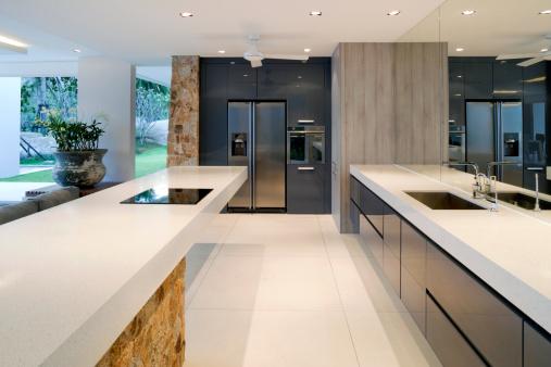 Island「Modern Home Kitchen」:スマホ壁紙(14)