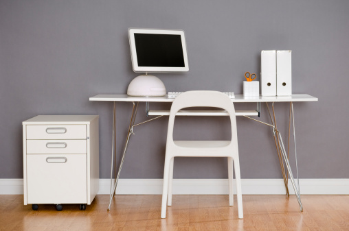 Filing Cabinet「Modern Home Office」:スマホ壁紙(4)