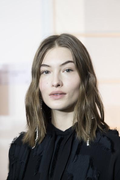 Fashion Model「H&M : Backstage - Paris Fashion Week Womenswear Fall/Winter 2018/2019」:写真・画像(11)[壁紙.com]